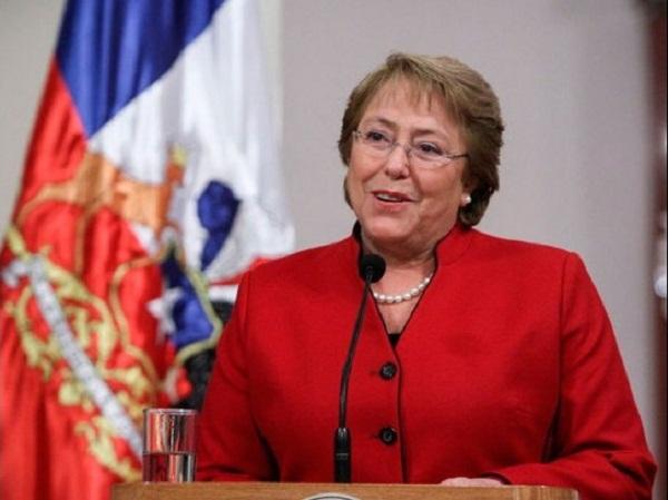 Designada Michelle Bachelet Alta Comisionada de Derechos Humanos de la ONU