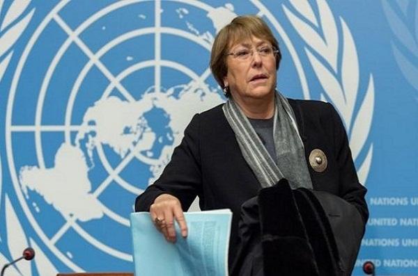 En Venezuela Alta Comisionada de ONU para los Derechos Humanos