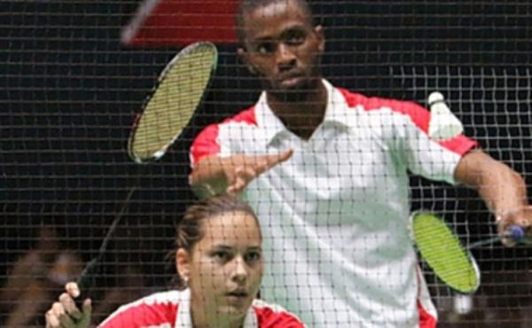 Pareja cubana gana el oro en Torneo Internacional de Bádminton