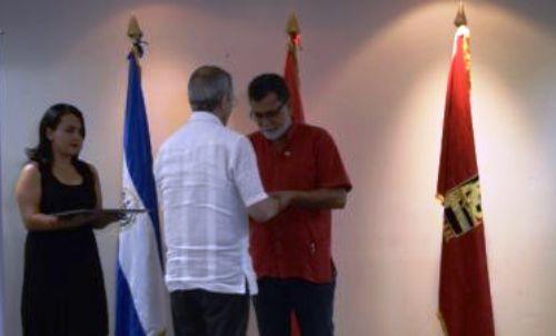 Reconoce la OSPAAAL a líder histórico del Frente Farabundo Martí