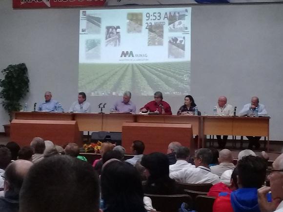 Participa Díaz-Canel en balance anual del Instituto Cubano de Radio y Televisión