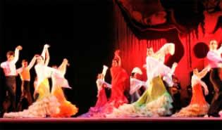 Homenajeará Ballet Español de Cuba al Héroe Nacional en el Teatro Martí
