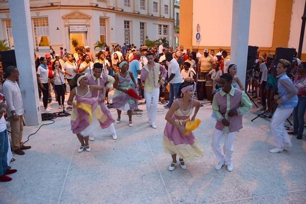 Cuba: la rumba en primer plano con Festival Internacional Timbalaye
