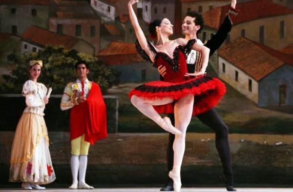 Ballet Nacional de Cuba sorprende al público en Estados Unidos