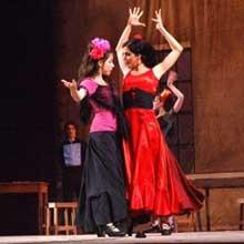 Ballet Español de Cuba ofrecerá 10 obras en Camagüey
