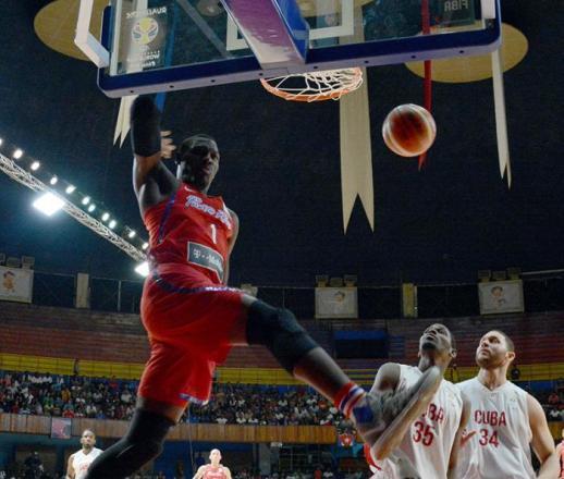 Puerto Rico impuso su clase ante Cuba en eliminatoria mundialista de Baloncesto (m)