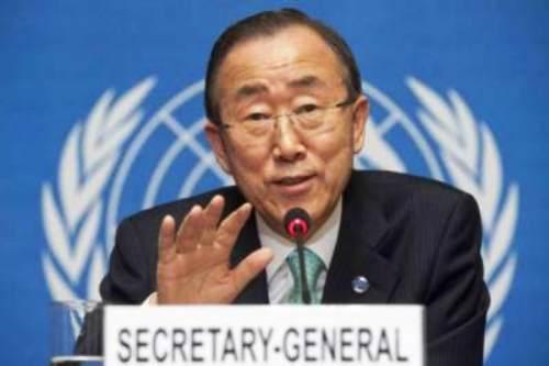 Condena ONU agresiones terroristas en Afganistán