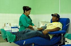 Destacan quehacer de donantes voluntarios de sangre en Camagüey