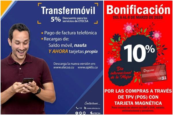 Banco de Crédito y Comercio in Camagüey has new offers for clients