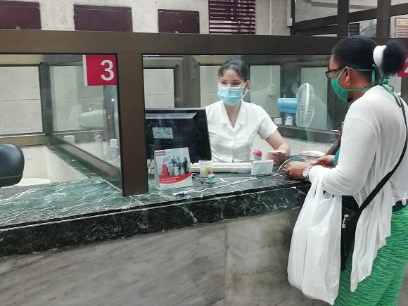 Banco de Crédito y Comercio en Camagüey reajusta servicios ante Covid-19