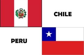 Ratifican presidentes de Chile y de Perú respeto a Corte de La Haya