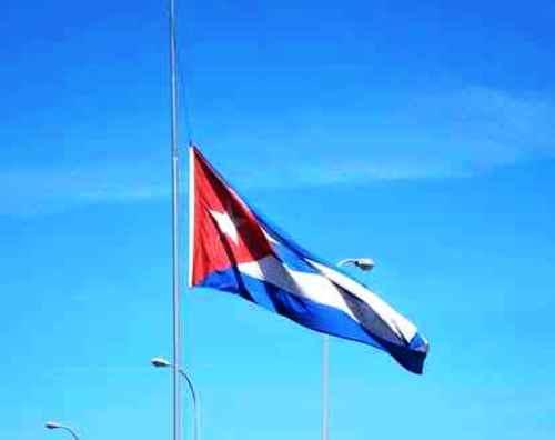 Decretan Duelo Oficial en Cuba por deceso del Presidente de Vietnam