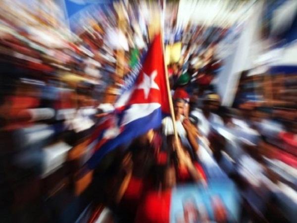 Cuba celebrates determined to continue forward