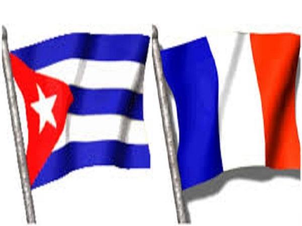 Establecen Francia y Cuba convenio de colaboración en comercio exterior