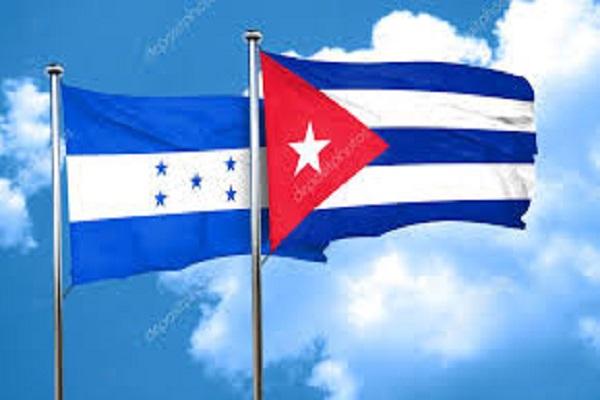 Consolidan Cuba y Honduras lazos de amistad y cooperación