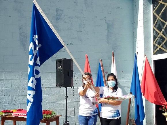 En tierras camagüeyanas, bandera Proeza Laboral conferida a EMCOMED (+ Post)