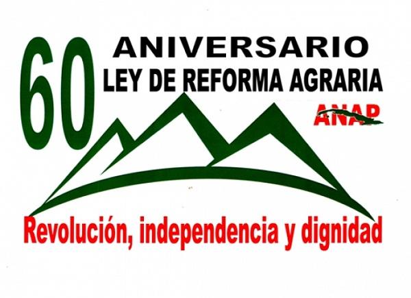 En las llanuras camagüeyanas ondea bandera Aniversario 60 de la Reforma Agraria