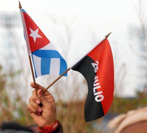 Celebran en Nueva York Día de la Rebeldía Nacional cubana
