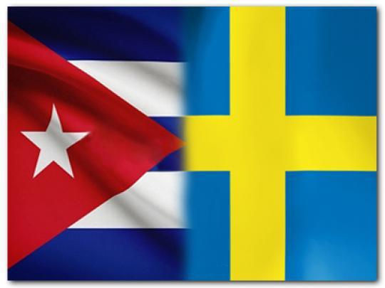 Suecia y Cuba firman Memorando de Entendimiento