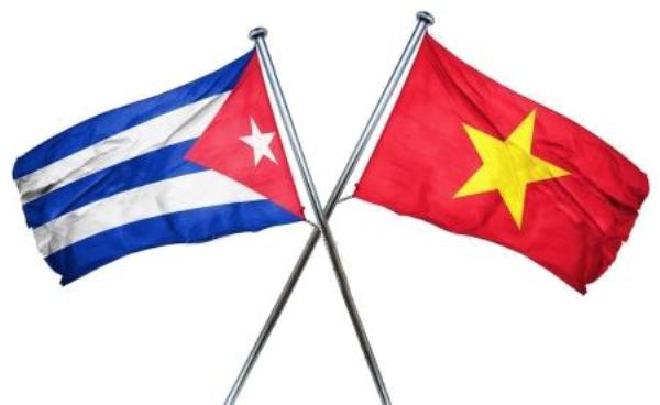 Recibe Raúl al Jefe de la Dirección General de Política del Ejército Popular de Vietnam