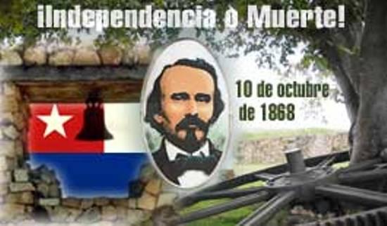Celebran en Cuba aniversario del inicio de la gesta independentista