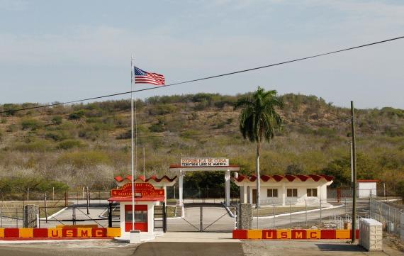 Viola el Derecho Internacional Base Naval de EE.UU. en el oriente cubano
