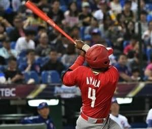 Empatados Cuba y Taipéi de China en antesala al Premier 12 de Béisbol