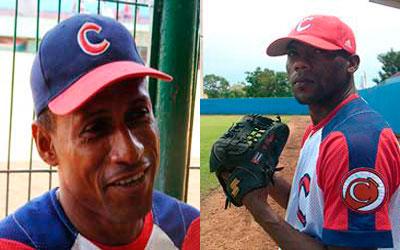 Ulacia y Odelín jugarán por Orientales en encuentro de veteranos de la pelota cubana