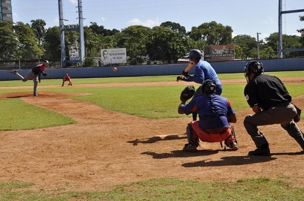 Programa doble hoy en la Serie Provincial de Béisbol