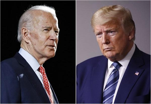 Biden beats Trump in pre-election polls in the US