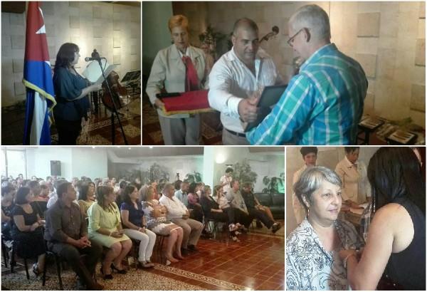 Reconocen aportes del Centro de Ingeniería Genética y Biotecnología de Camagüey