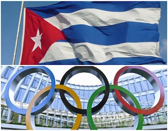 Asciende Cuba en medallero olímpico