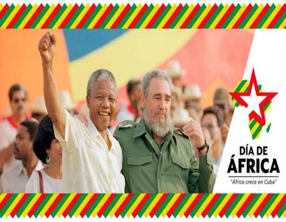 Díaz-Canel afirma que África merece la solidaridad mundial