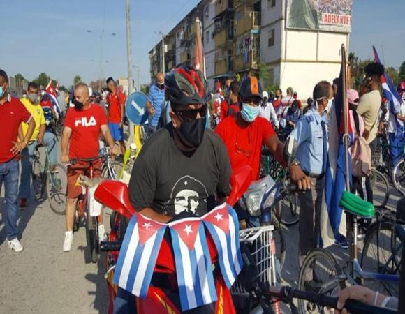 En mayo realizarán nueva caravana mundial contra el bloqueo a Cuba