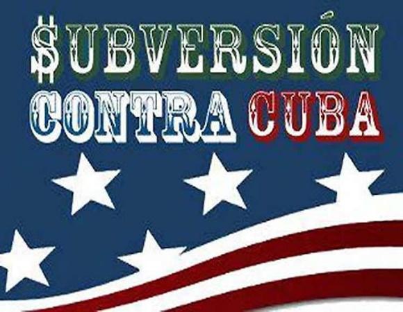 Muestran evidencias de vínculos entre instituto de EE.UU y subversión contra Cuba