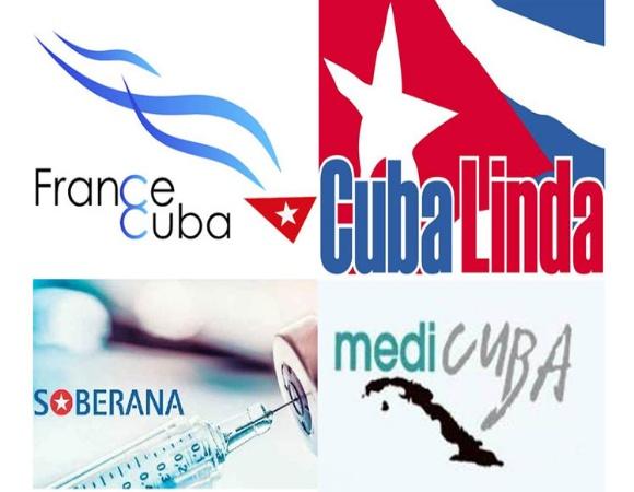 Realizan en Francia colecta para apoyar vacunación antiCovid-19 en Cuba