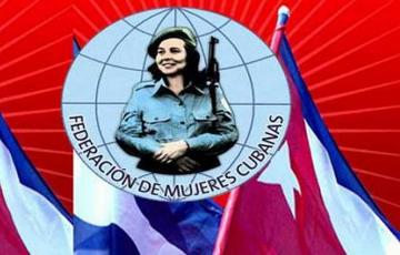 Convoca Federación de Mujeres Cubanas a foro contra bloqueo de EE.UU.
