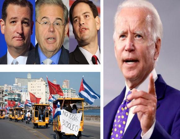 Biden enfrenta presiones para definir su política hacia Cuba