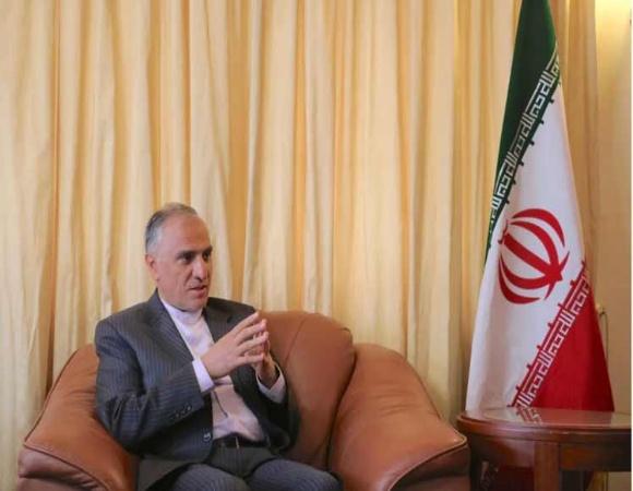 Diplomático iraní reafirma condena de su país a bloqueo estadounidense contra Cuba