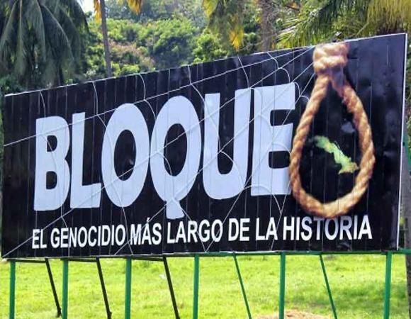 Cuba condena perjuicios del bloqueo norteamericano al sector del transporte