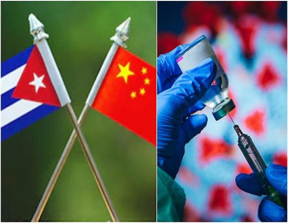Desarrollan China y Cuba vacuna contra varias cepas de SARS-CoV-2