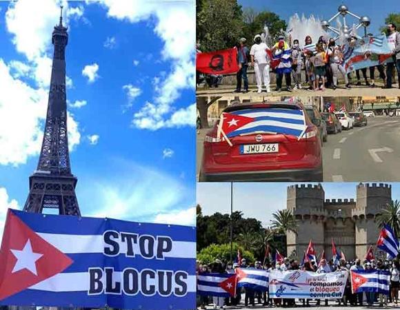 Comienza nueva jornada mundial contra el bloqueo a Cuba