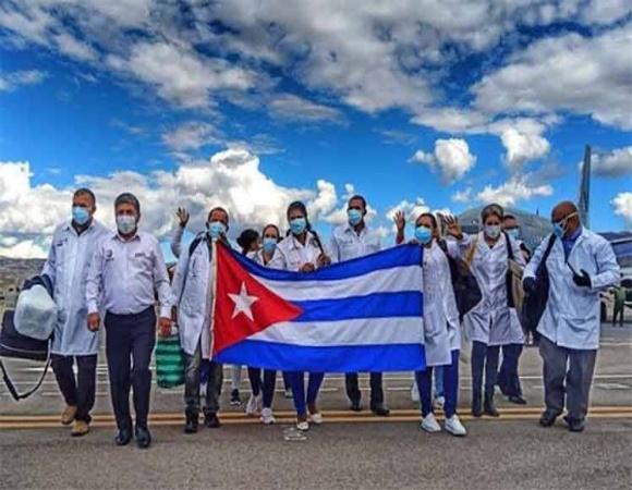 Cuba conmemora aniversario 58 del inicio de la cooperación médica