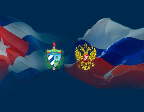 Examinarán Cuba y Rusia colaboración económico-comercial