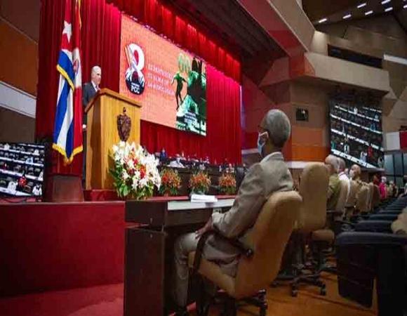 Iniciarán  en Cuba debates de continuidad a 8vo. Congreso del PCC