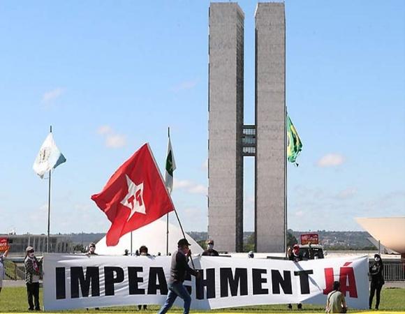 Convocan en Brasil a unir iniciativas para pedir destitución de Bolsonaro