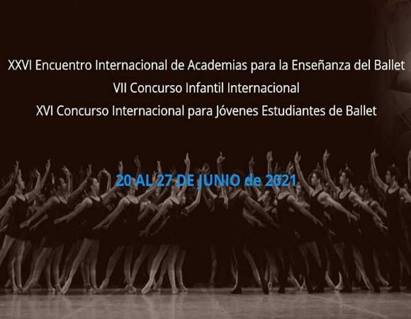 Cuba prepara encuentro internacional de ballet