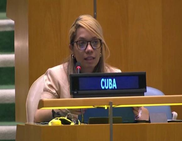 Cuba advierte en ONU sobre manipulación con fines políticos