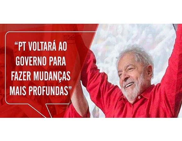 Destaca Partido de los Trabajadores protagonismo político de Lula
