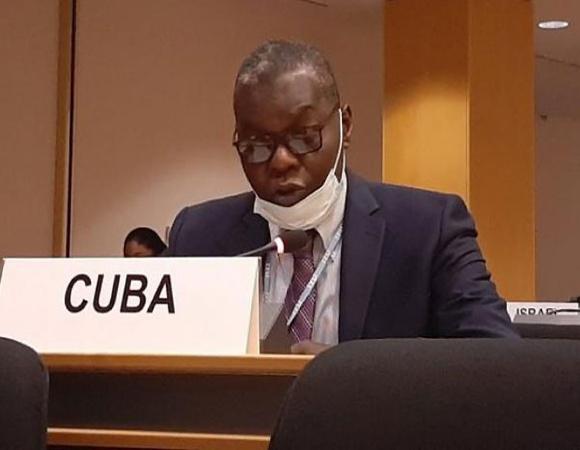Cuba denuncia en ONU agresión a telecomunicaciones desde EE.UU.